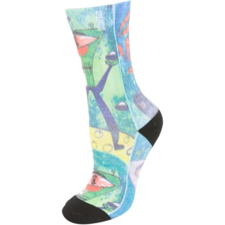 Stance Kid Creature Socks - Kids'