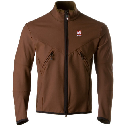 photo: 66°North Glymur Softshell soft shell jacket
