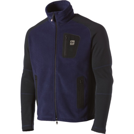photo: 66°North Stormur Jacket fleece jacket