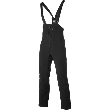 photo: 66°North Vatnajokull Fleece Bibs snowsport pant