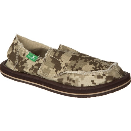 Baby Shoes (1) Brand Sanuk () Price. to Shop Amazon Canada () Sanuk Shoes Womens Yoga Sling Ella 8 Liberty Waikiki Floral (LWFL) $ View details go to shop. Sanuk Hemp Sidewalk Surfer Slip-On Shoes for Men - Olive - 14M. $ View details.
