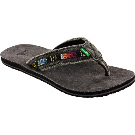 Sanuk Fraid So Sandal - Men's