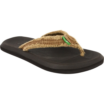 Sanuk Who's Afraid Sandal - Boys'