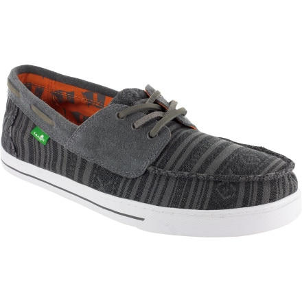 Sanuk Charter Shoe - Men's