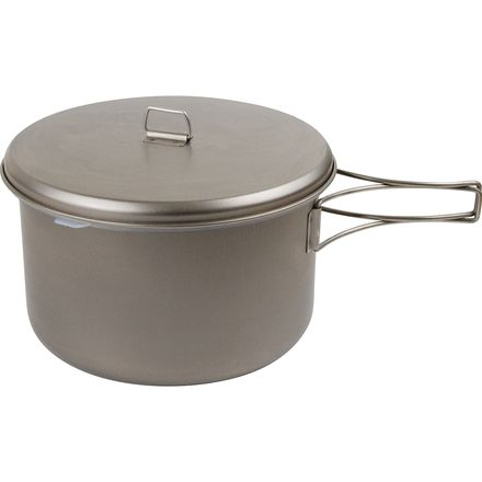 Snow Peak Cook and Save Titanium Pot
