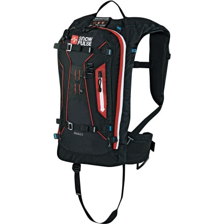 photo: Snowpulse Heli 22 Backpack avalanche airbag pack
