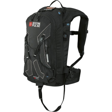 photo: Snowpulse Highmark 22 Backpack avalanche airbag pack
