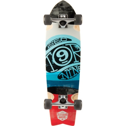 Sector 9 Skateboards Floater Cruiser Board
