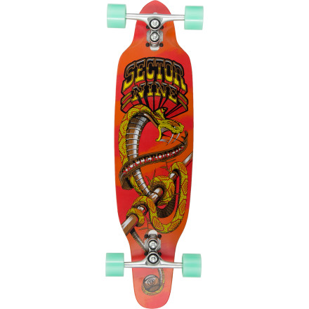 Sector 9 Skateboards Striker Longboard