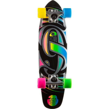 Sector 9 Skateboards Steady Cruiser Board