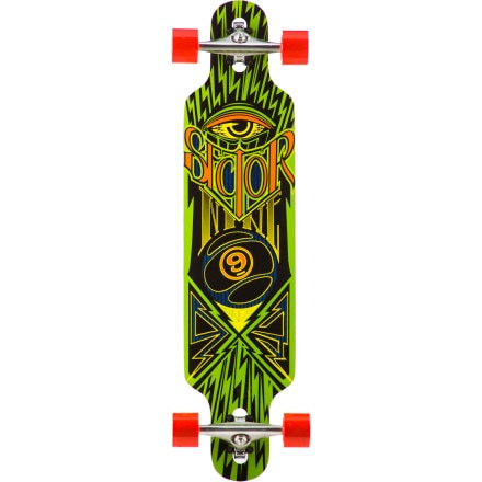 Sector 9 Skateboards Seeker Longboard