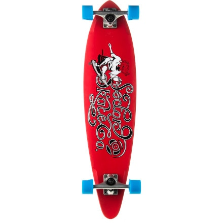 Sector 9 Skateboards Express Longboard