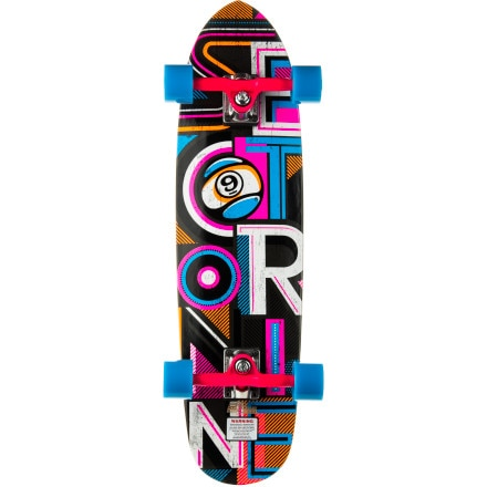 Sector 9 Skateboards Sections Cruiser Board