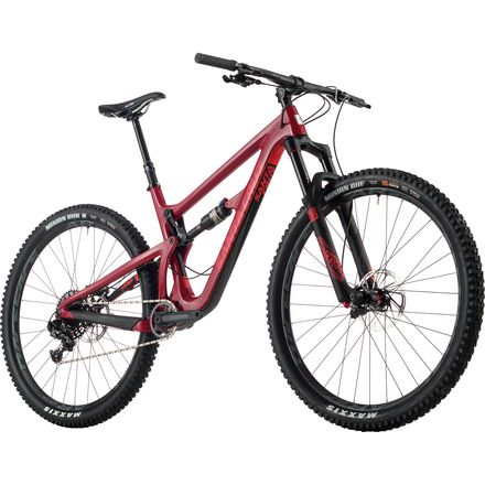 Santa Cruz Bicycles Hightower Carbon 29 S Complete Mountain Bike - 2017 Online Cheap