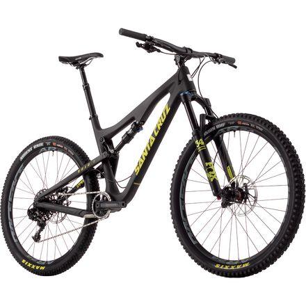Santa Cruz Bicycles 5010 2.0 Carbon S Complete Mountain Bike - 2017