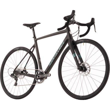 Santa Cruz Bicycles Stigmata Carbon CC Force CX1 Complete Cyclocross Bike - 2017