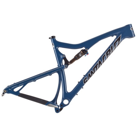 Santa Cruz Bicycles Tallboy Carbon with FOX CTD Kashima