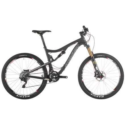 Shop for Santa Cruz Bicycles Blur TR Carbon SPX XC 2X10 Complete Bike