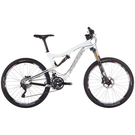 Shop for Santa Cruz Bicycles Blur TR Carbon SPX XC Complete Bike
