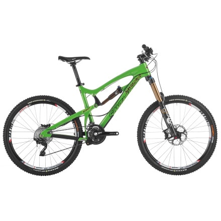 Santa Cruz Bicycles Nomad Carbon SPX AM Complete Bike