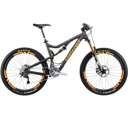 Santa Cruz Bicycles Bronson Carbon XTR ENVE Complete Mountain Bike