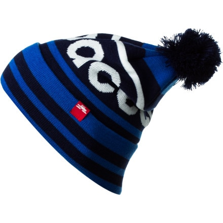 Spacecraft 1979 Vintage Pom Beanie