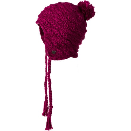 Spacecraft Sienna Pom Beanie