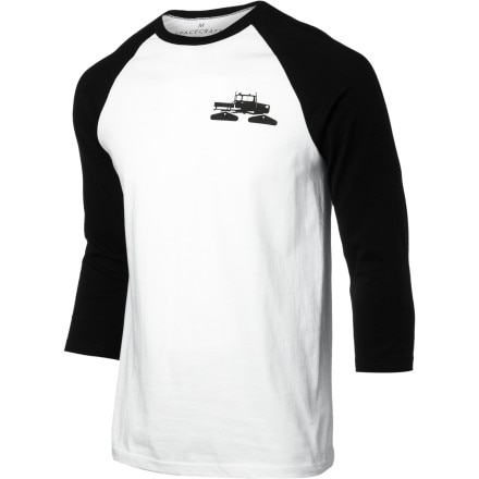 Spacecraft SC Baseball T-Shirt - Long-Sleeve - Men's