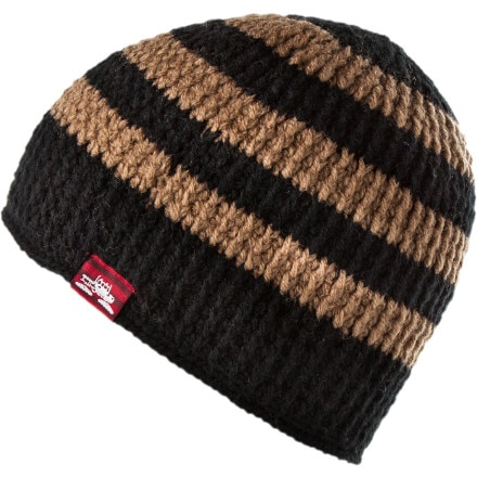 Spacecraft Standard Stripe Hand Knit Beanie