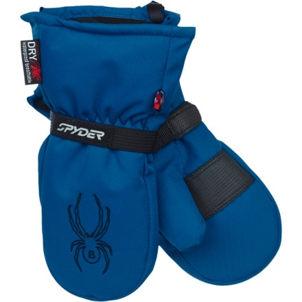 photo: Spyder Mini Cubby Mitten