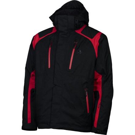 photo: Spyder Men's Avenger Jacket snowsport jacket