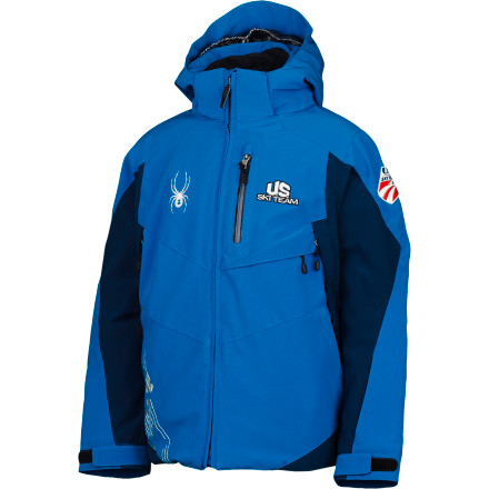 photo: Spyder Team Jacket snowsport jacket