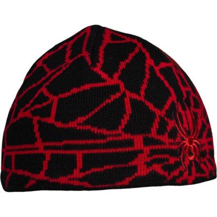 photo: Spyder Kids' Mini Web Hat winter hat
