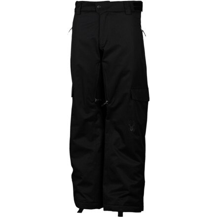 photo: Spyder Jibber Insulated Pant snowsport pant