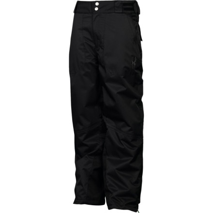 photo: Spyder First Tracks Pant snowsport pant