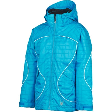 photo: Spyder Girls' Lethal Systems Jacket component (3-in-1) jacket