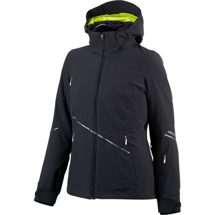 photo: Spyder Menage A Trois 3-in-1 Jacket component (3-in-1) jacket