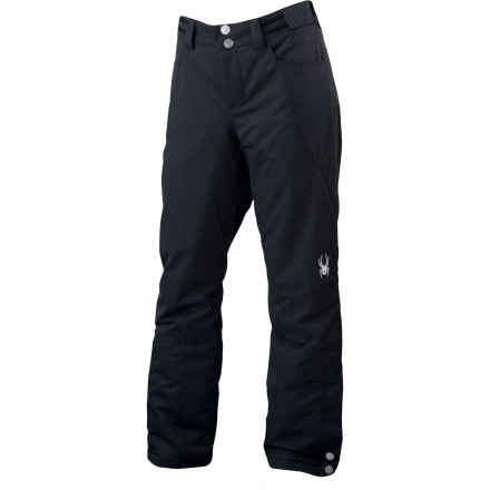 photo: Spyder Bombshell Pant snowsport pant