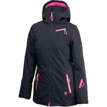 photo: Spyder Hillary Jacket snowsport jacket