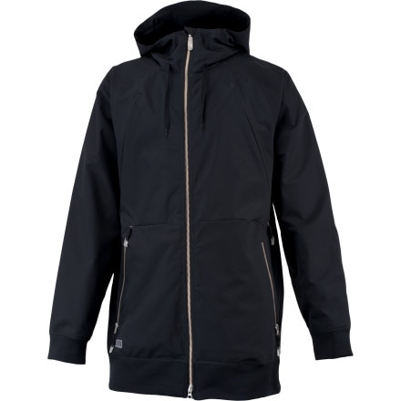 photo: Spyder Joody Shell Jacket snowsport jacket