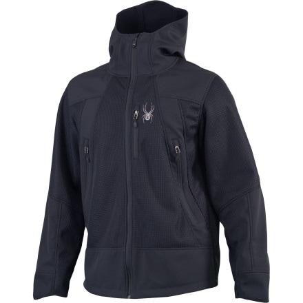 photo: Spyder Hybrid Soft Shell soft shell jacket
