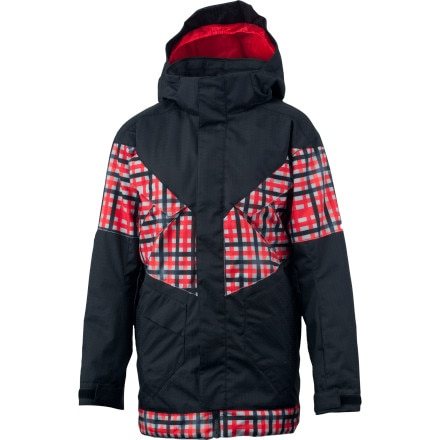 Spyder Killer Jacket - Boys'