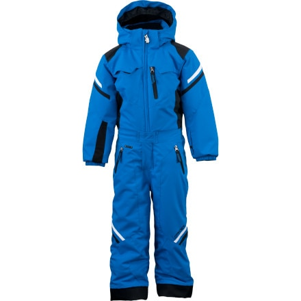 photo: Spyder Mini Journey Ski Suit synthetic insulated suit