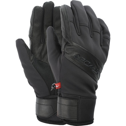 photo: Spyder Spring Glove soft shell glove/mitten