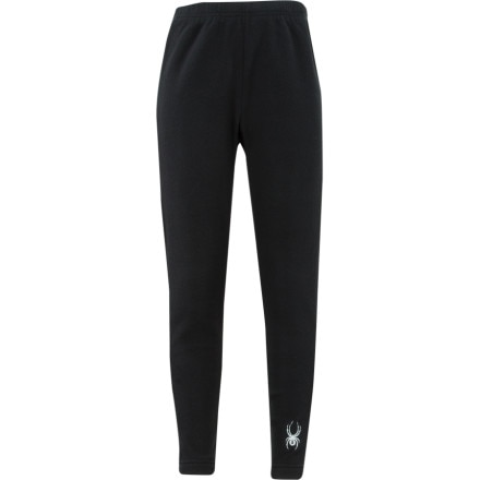 photo: Spyder Girls' Momentum Fleece Pant