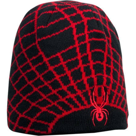 photo: Spyder Kids' Mini Web Hat