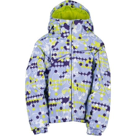Spyder Bitsy Glam Jacket - Little Girls'