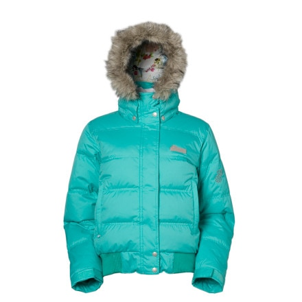 Special Blend Limited Edition Luxirie Fluff Snowboard Jacket  - Women's
