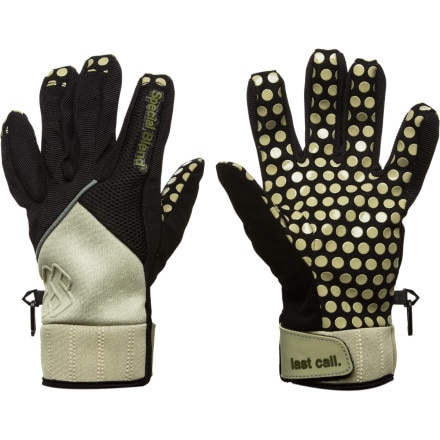 Special Blend Crack Pipe Glove