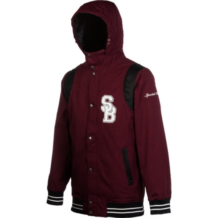 Special Blend Bronx Insulated Jacket - Men's